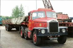 Scammell Vintage Trucks, Old Trucks, Old Lorries, Heavy Truck, Commercial Vehicle, Classic Trucks, Buses, Cars And Motorcycles, Jeep
