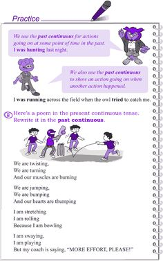 Grade 4 Grammar Lesson 19 The past tense (4)