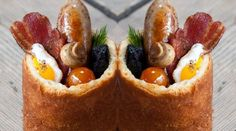 South African-inspired bunny chow restaurant wins best breakfast award in UK South African Dishes, South African Recipes, Breakfast Bake, Best Breakfast, Breakfast Buffet, Breakfast Ideas, Great Recipes, Favorite Recipes, Easy Recipes