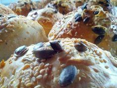 il nostro pane fatto in casa per la festa di #halloween!