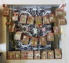 Advent Calendar - Paper Bag Chic!  LOL