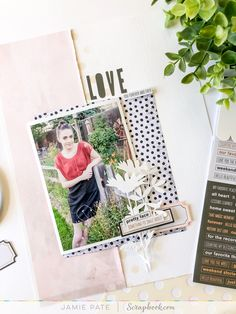 Scrapbooking our stories not only tells the story, we become the story. We see ourselves in the story. It's a powerful and creative exercise. Scrapbook Pages, Scrapbooking, Creativity Exercises, Love You The Most, Social Media Outlets, Heidi Swapp, Hello Beautiful, Close To My Heart, Things To Think About