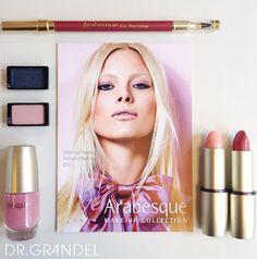 """""""It Girl"""" - Der neue Make up Trend für Frühling und Sommer von Arabesque. #arabesque #makeup #trend #spring #summer #2017 #new #lifestyle #fashion #fashionblogger #blogger #blogger_de #blog #beauty #cosmetics  #itgirl #model #lipstick #nails #eyeshadow"""