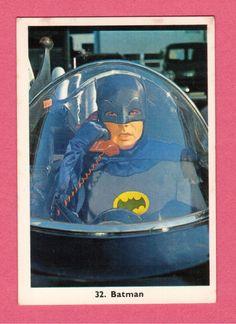 Monty Gum card featuring Batman and Robin from Belgium Batman Tv Show, Batman Tv Series, Batman 1966, Im Batman, Batman Comics, Superman, James Gordon, Robin, Superhero Bathroom