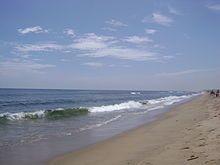 Beautiful ocean views beaches