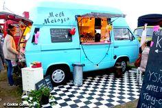 Cookie Cottage: Rollende keukens: Mexicaanse kip, lavendeltaart en rabarcello