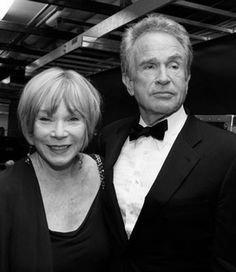 Shirley McClain and Baby Brother, Warren Beatty