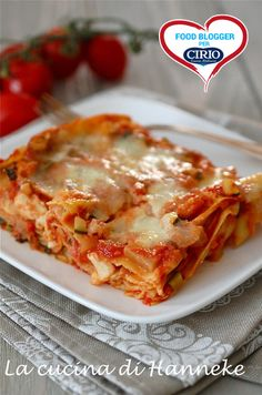 Italian Pasta Recipes, Gnocchi, Lasagna, Spaghetti, Ethnic Recipes, Cooking, Food Heaven, Noodles, Pizza
