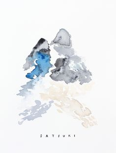 ❋ Aquarelle - Watercolor - Aquarela ❋ Satsuki Shibuya