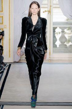 Balenciaga Fall 2009 Ready-to-Wear Fashion Show - Freja Beha Erichsen