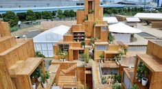 HOUSE VISION 2 2016 TOKYO EXHIBITION | WORKS | 日本デザインセンター