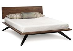 Copeland Furniture Astrid Single Panel Bed - Free Shipping  on nuevo website
