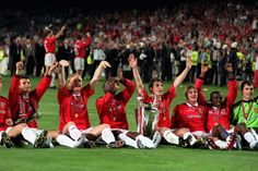 Manchester United's amazing comeback against Bayern Munich in 1999