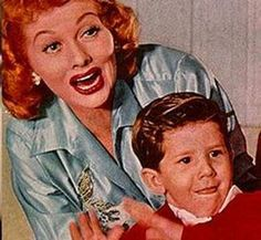 Keith Thibodeaux Little Ricky From I Love Lucy And His