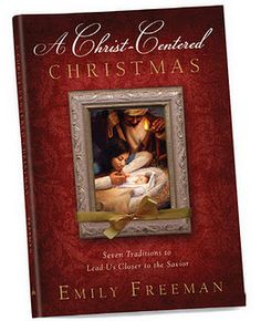 Book that we are using as our guide for creating a Christ-Centered Christmas