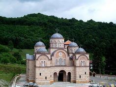 manastir celije