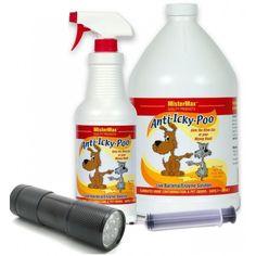 Anti-Icky-Poo-Starter-kit-2 : Odor Removal Vancouver  Canada