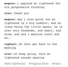 Mr Lightwood ...  shadowhunters, alexander 'alec' lightwood, magnus bane, the mortal instruments, malec, raphael santiago