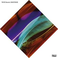Wild Beasts - Smother on LP + MP3 Download Card