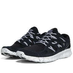Nike Free Rn Schwarz