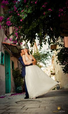 Wedding in Nafplio, Greece More is at http://www.yannislarios.com