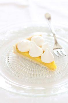 ::Zucchero e Zenzero::: Tarte al limone e meringhe