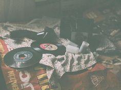 My love of vinyl