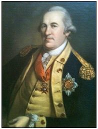 Baron von Steuben - german born mercenary and true Revoluntionary War hero