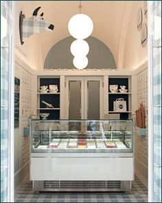 Eis-Greissler Wien - Unser Ladenlokal