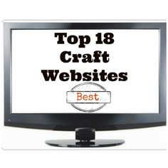 The Top 18 Handmade Sites To Check To Boost Your Craft Ideas http://www.craftmakerpro.com/business-tips/top-18-handmade-sites-check-boost-craft-ideas