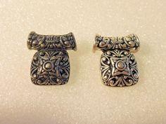 Premier Designs Necklace Pendants, Sliver Tone and Dark Sliver Tone Pendants #PremierDesigns #Pendant