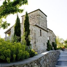 Torre di Moravola is a magical hotel that was once a 12th-century medieval watchtower in Italy.
