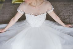 50s inspired dress by nadia manzato