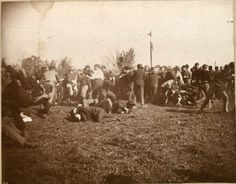 KU Traditions Past: May-pole Scrap and May Fête  (via Inside Spencer: the KSRL Blog)