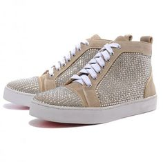 a30a1dcc792d Buy New Arrival Christian Louboutin Mans Ablazely Apricot Sneakers Sand  from Reliable New Arrival Christian Louboutin Mans Ablazely Apricot Sneakers  Sand ...