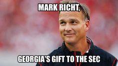 GEORGIA'S GIFT YO THE SEC