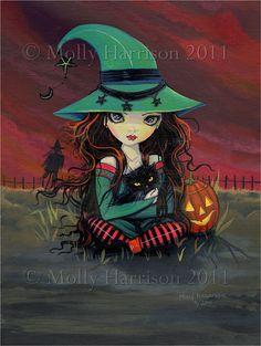 Halloween witch                                                                                                                                                                                 Más