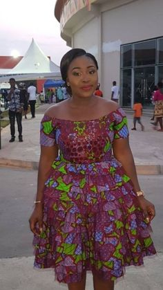 Fabulous Ankara Styles For Modern Ladies African Dresses For Kids, African Maxi Dresses, Latest African Fashion Dresses, African Attire, Ankara Fashion, Ankara Mode, African Fashion Traditional, African American Fashion, African Print Dress Designs