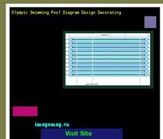 Olympic Swimming Pool Diagram Design Decorating 163935