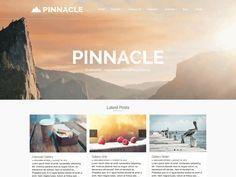 Pinnacle Popular — Free WordPress Themes