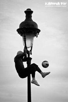 Fotografía en blaco y negro.