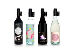The Archi-Bottle Prize: design an arty wine label for Cake Wines - Lost At E Minor: For creative people