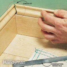 Interior Trim Work Basics - Step by Step | The Family Handyman