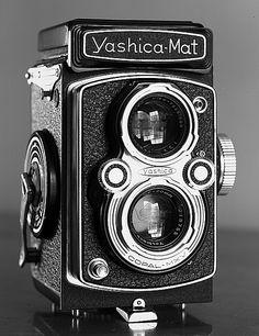 Yashica-Mat Portrait...