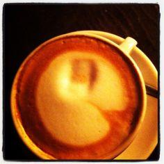 Pacman coffee