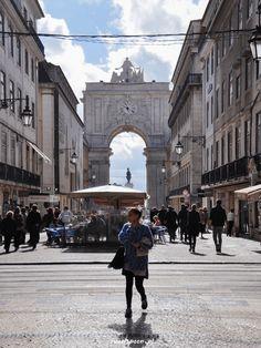 Lizbona. Początki trudnej miłości