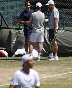 The way he looks at Rafa  #Federer #tennis #GOAT #nadal