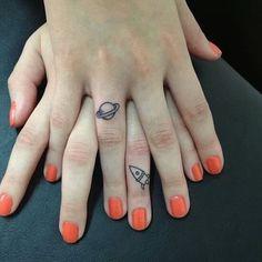 Couple ❤️ tattoo