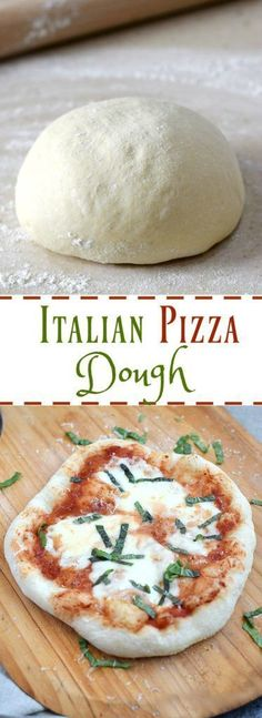 A Traditional Italian Pizza Dough Recipe Using Tipo 00 Pizzeria Flour For A  Light And Airy