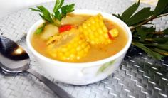 Soup for the Soul   Simply Caribbean Cooking
